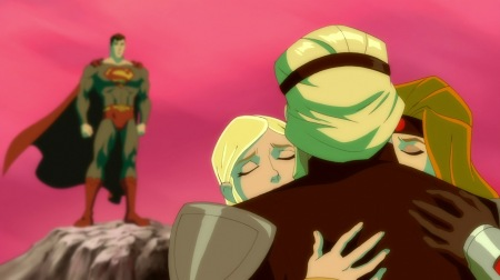 Supergirl-Reunited With Her Parents!
