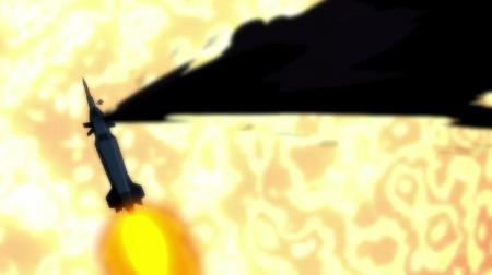 Supergirl-Saving The Sun!