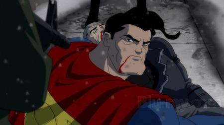 Superman-Batman Is No More!