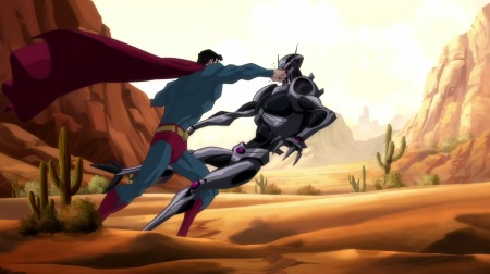 Superman-Bring This Fight To An End!