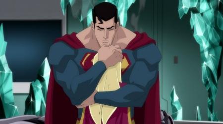 Superman-Feeling The Hurt!