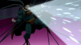 Superman-Giving A Huge Cold Shoulder!