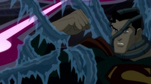 Superman-Making A Cool Escape!