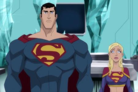 Superman & Supergirl-Brainiac Has Arrived!