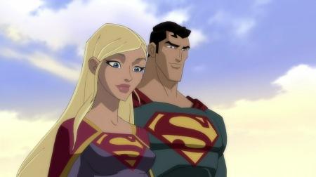 Superman & Supergirl-Metropolis Is Back!