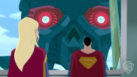 Superman & Supergirl-The Invasion Has Begun!