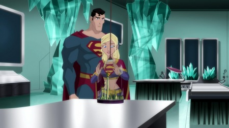 Superman-Your Piece Of Home Is Back, Kara!