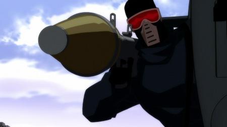Thug-No Pursuing Policemen!