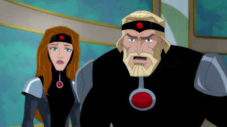 Zor-El & Alura-Displaced Parents Of Kara!