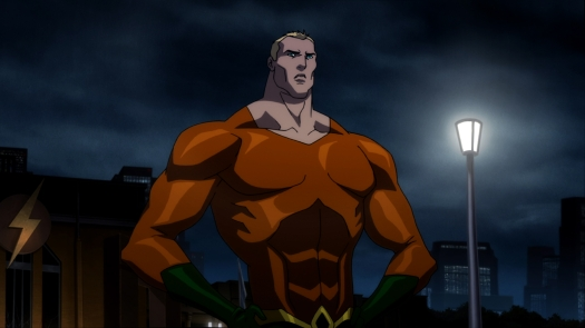 Aquaman-Consider Yourself Saved, Top!