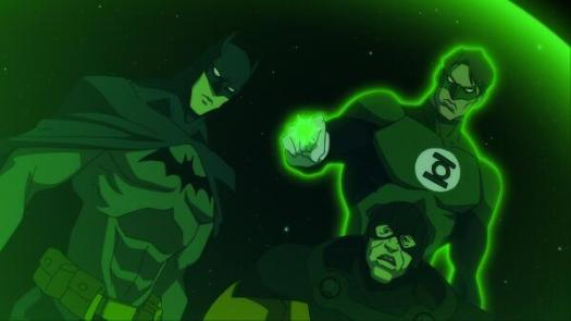 Batman & Green Lantern-Bombed Defused!