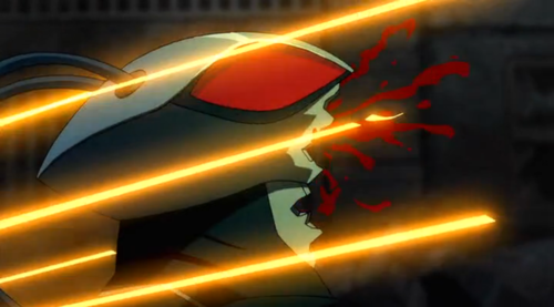 Black Manta-Dead As A Door Nail!