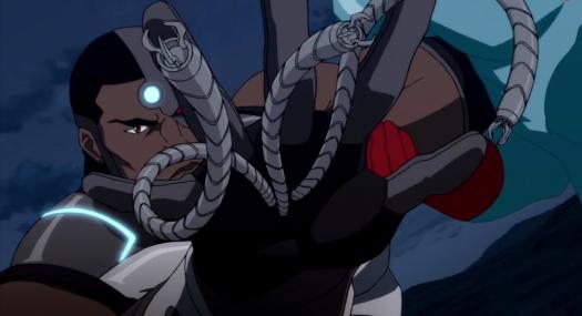 Cyborg-Bomb Defusing!
