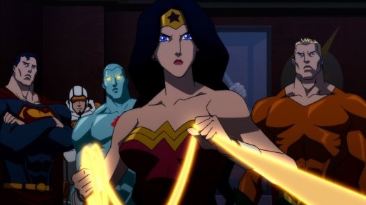 Wonder Woman-How Do You Disarm These Bombs!