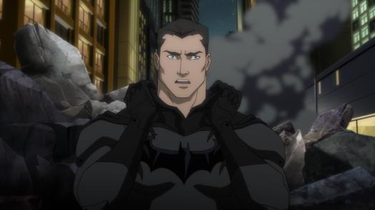 Batman-I'm Just As Human As You, GL!