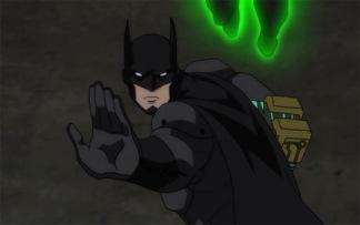 Batman-Let's Calm Down & Talk!