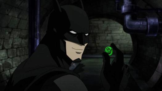 Batman-Superior To GL!