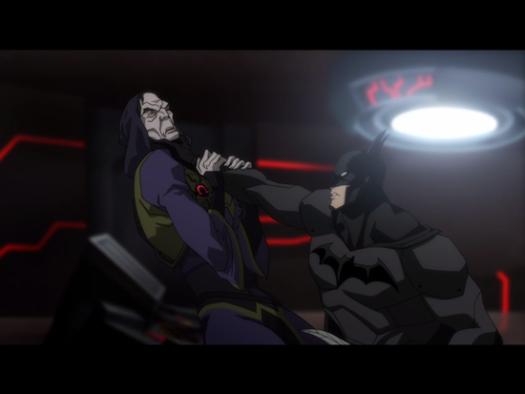 Batman-Unleash Supes!