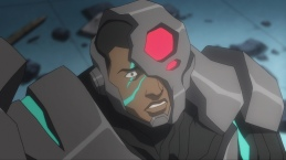 Cyborg-Discovering The Master Plan!