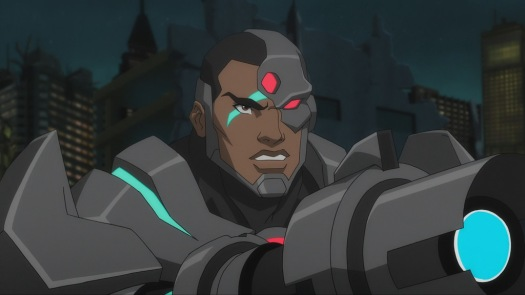 Cyborg-Here Comes The Sonic & The Boom!