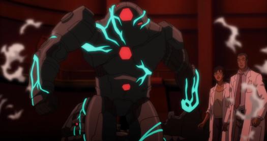 Cyborg-Molding Into The Superb Tech Hero!