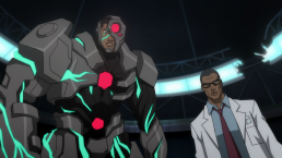Cyborg-The Son That Silas Kind Of Wanted!