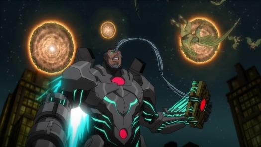 Cyborg-Time To Go Home, Freaks!