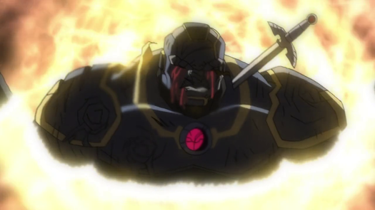 Darkseid-Down For The Count!