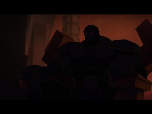 Darkseid-Let The Invasion Begin!
