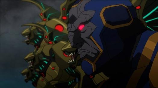 Darkseid-The Alpha & Omega!