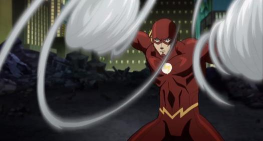 Flash-A Swift Brush-Back To Darkseid!