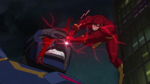 Flash-Giving Darkseid The Point! (2)