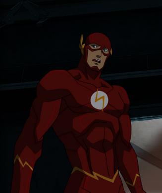Flash-I'm Sensing Hostility, Silas!