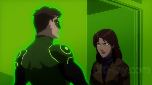 Green Lantern-So Much For 'Thank You'!