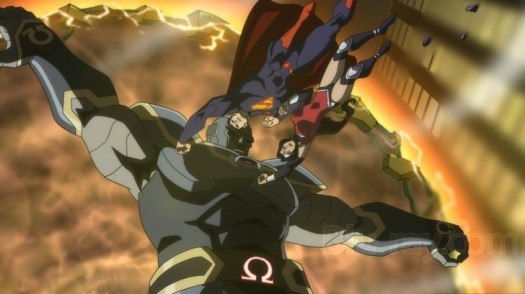Justice League-Don't Come Back, Darkseid!