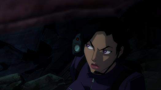 Lois Lane-Evading Amazons!