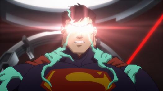 Superman-Kryptonian Rage!