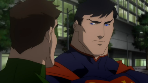 Superman-Seriously, G.L.!