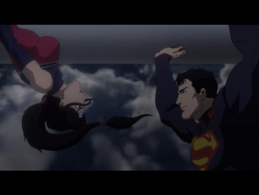 Superman & Wonder Woman-Presidential Rescue!