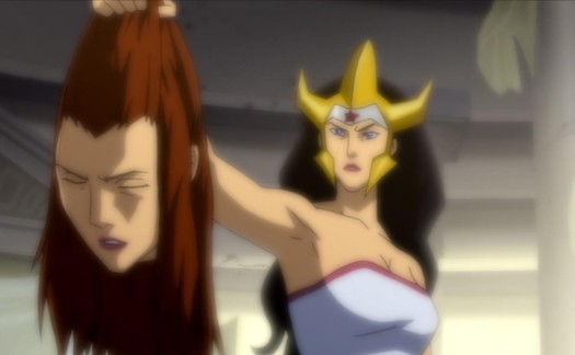 Wonder Woman-Death To Mera!