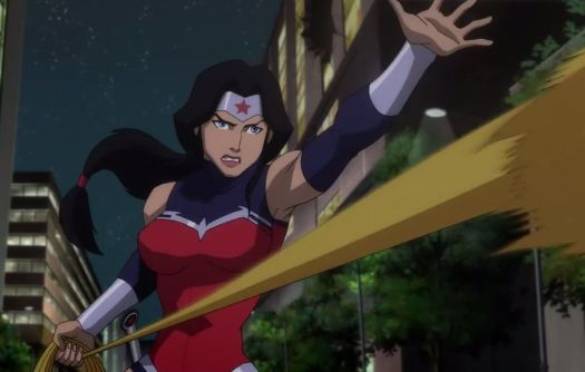Wonder Woman-It's All Coming Together!