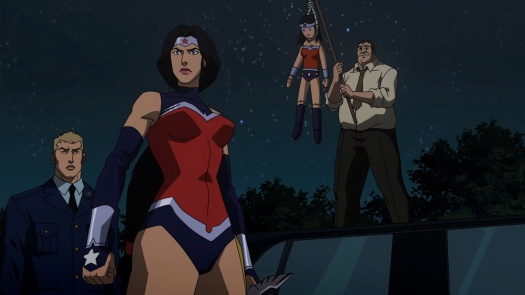 Wonder Woman-Not Exactly A Hero's Welcome! (2)