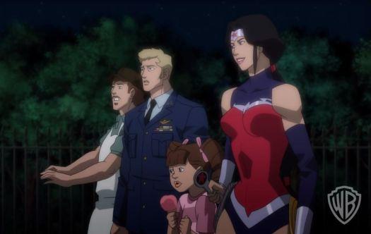Wonder Woman-Watch My Glorious Fighting!