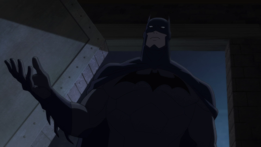 Batman-Come With Us If You Want To Live!