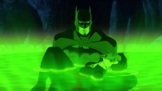 Batman-Get Better, Talia!