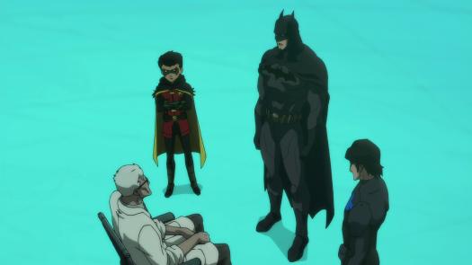 Batman-Interregation Time!
