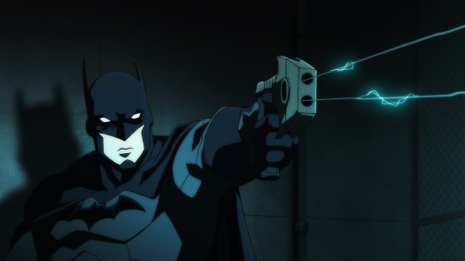 Batman-It's Shocking!