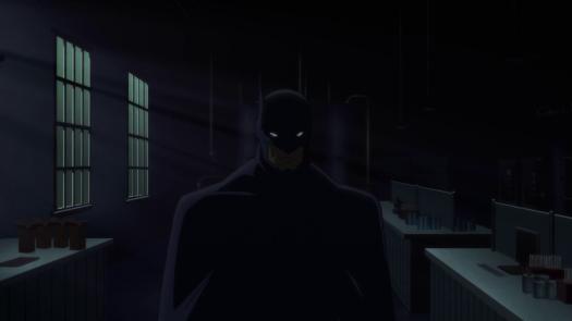 Batman-Making An Introduction!