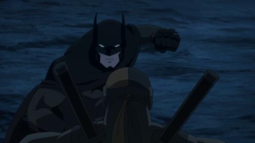 Batman-No One Attacks My Son!