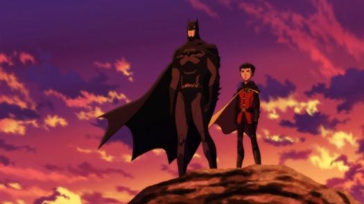 Batman & Robin-Closing Out Strong!